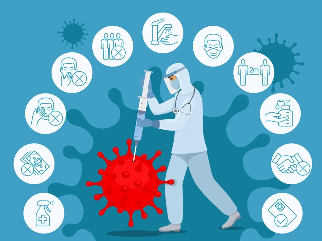 What is Corona-virus? Description Of Symptoms, Dangerous, Infection and Cure.